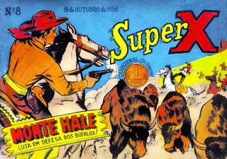 SUPER X Nº 008 1950