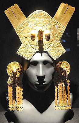 [EVENT] Costume de la St-Valentin (Février 1990) Mayan+Jewelry+Peru