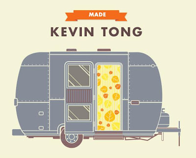"Kevin Tong x Threadless ""Made"" T-Shirt Collection"