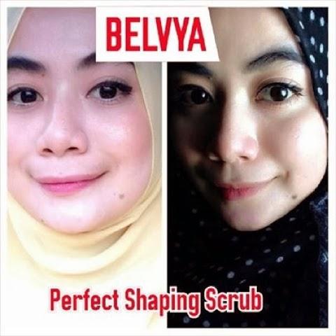 BELVYA Perfecr Shaping Scrub ~For Slimming Face & Body~