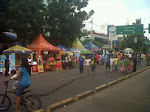 Dokumentasi event Car Free Day ( Minggu 28 April 2013 ) di Jl. Pemuda Arion Plaza.