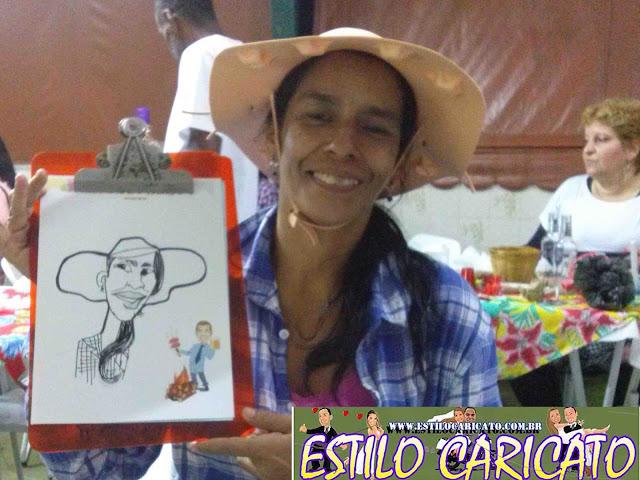 Caricatura Ao Vivo Alto Da Boa Vista 07