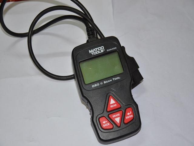 matco tools heavy duty code reader