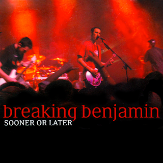 Rock Album Artwork: Breaking Benjamin - We Are Not Alone