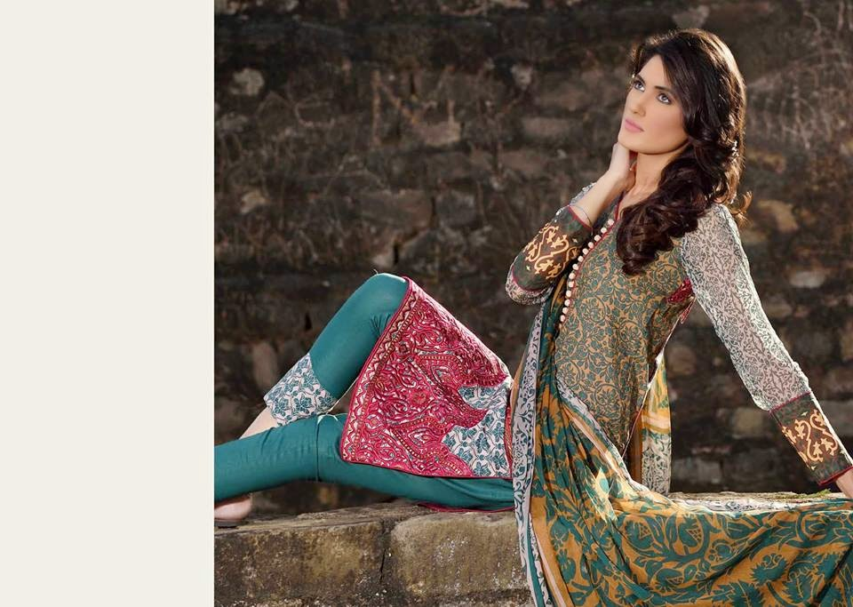 Mehdi 2015 lawn collection with price