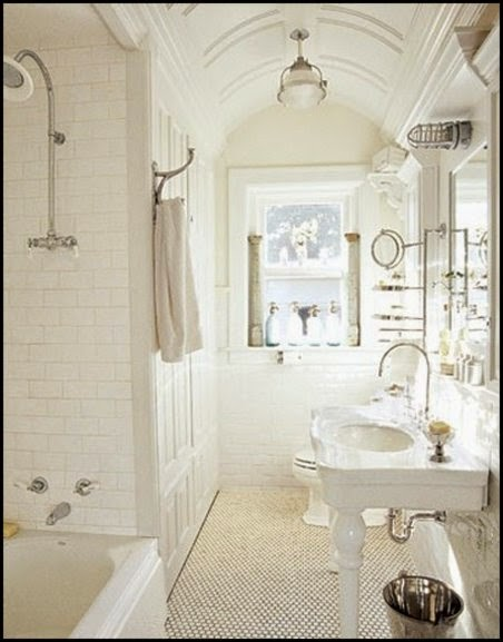 More bathroom bathroom tiles dark beige bathroom tiles for Classic small bathroom ideas