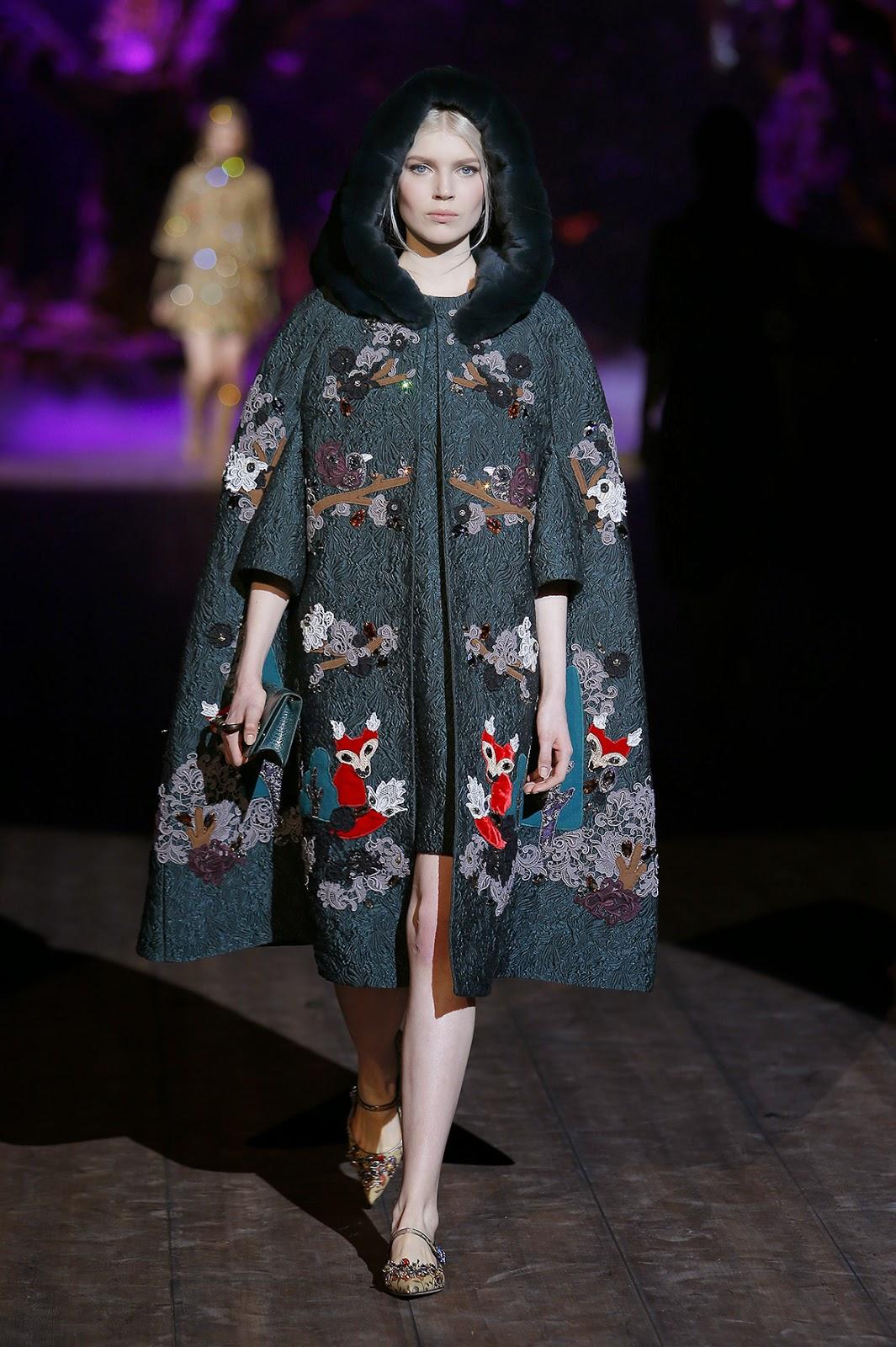 http://www.dolcegabbana.com/woman/Dolce&Gabbana colecção outono inverno 2014-2015