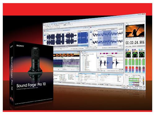 Keygen Sound Forge Pro 10.0.507 - картинка 4