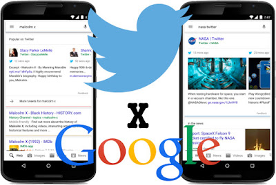 Google officially adds tweets to desktop searches