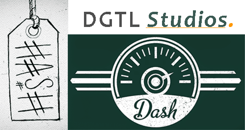 Digitally Yours, Socially Too! #hash_dash DGTL Studios // http://pallab-kakoti.blogspot.com/2014/08/digitally-yours-socially-too.html