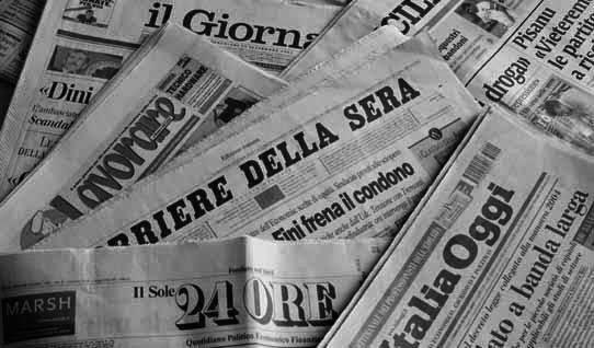 PRIMA PAGINA - News