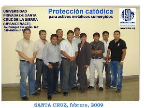 Santa Cruz, Bolivia, febrero, 2009