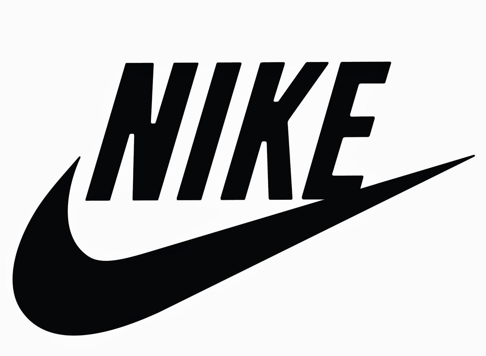Nike Logo Just Do It Football