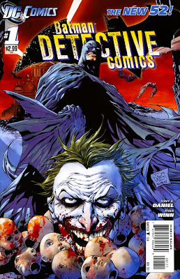 Detective Comics Issue #1 Cover Artwork