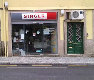 ... das Lojas Singer