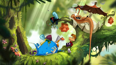 #37 Rayman Wallpaper
