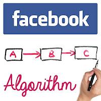Facebook algorithm image