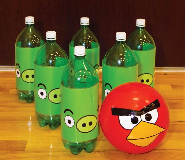 Angry Birds Invitations for good invitations ideas