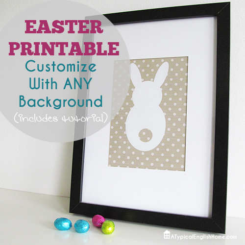 personalized easter art