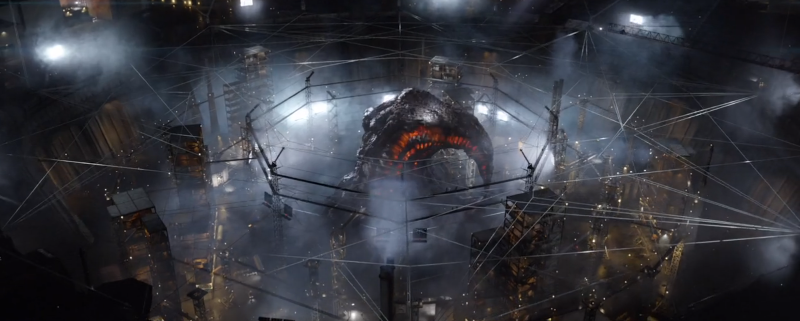 Video Godzilla 2014 New Movie Gambar Godzilla vs Muto