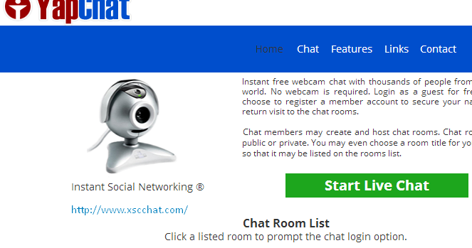 free web chat like omegle