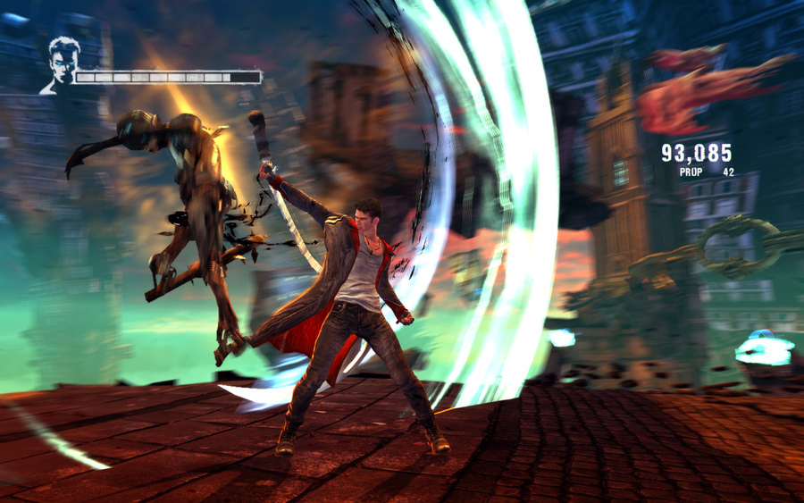 DMC-Devil May Cry Free Download Full Version For Pc