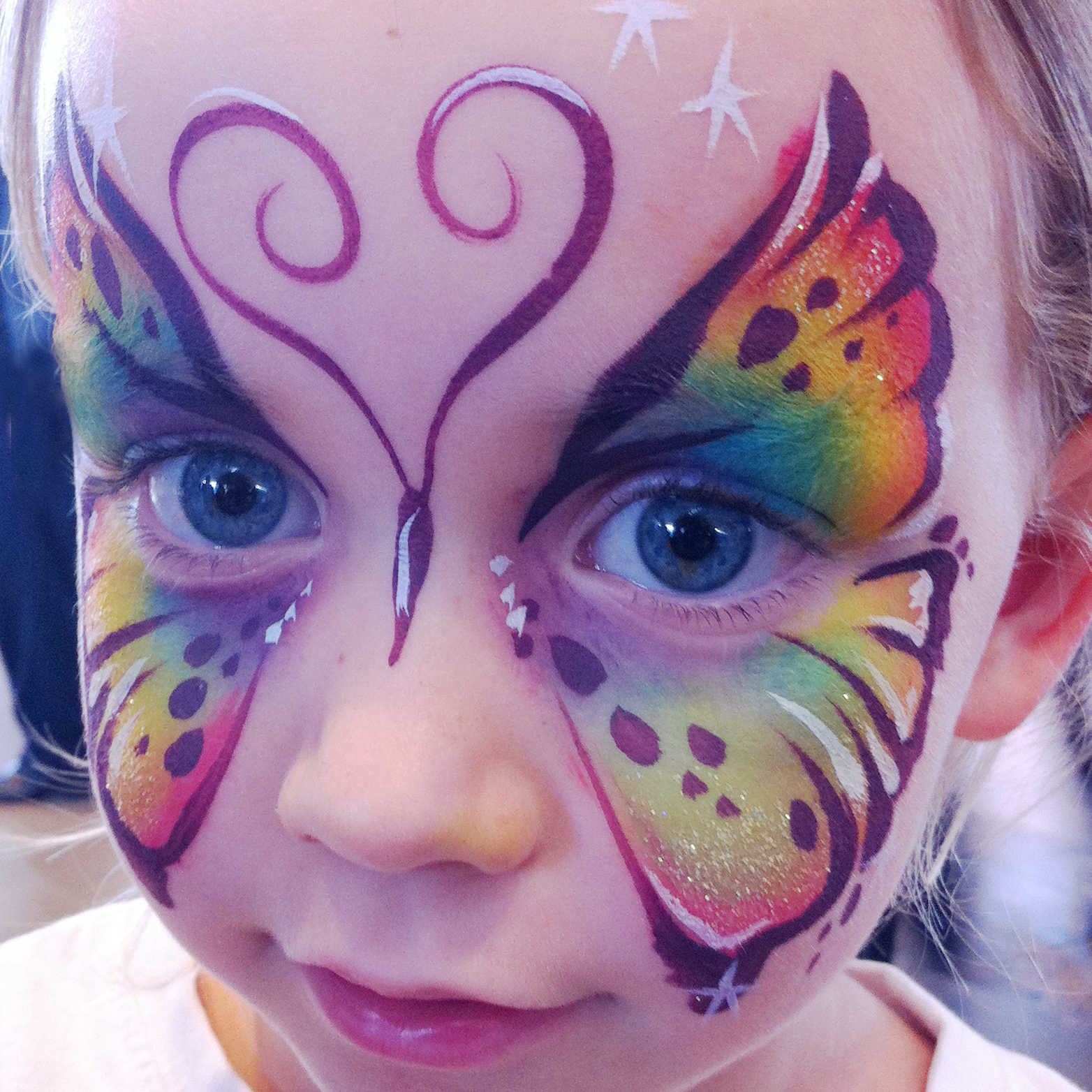 Learn Face Painting Singapore