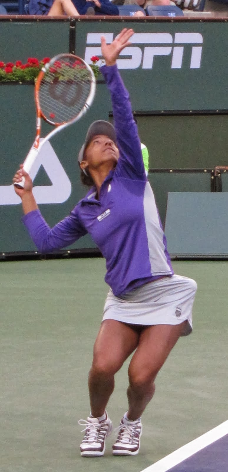 Rankings mover of the week: Raquel Kops-Jones (down)