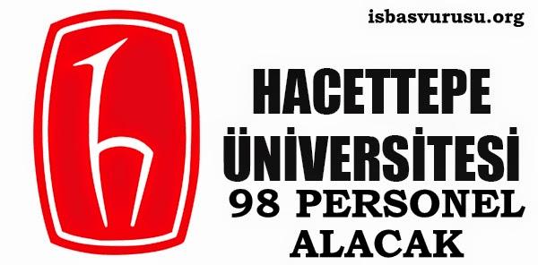 hacettepe üniversitesi iş ilanı