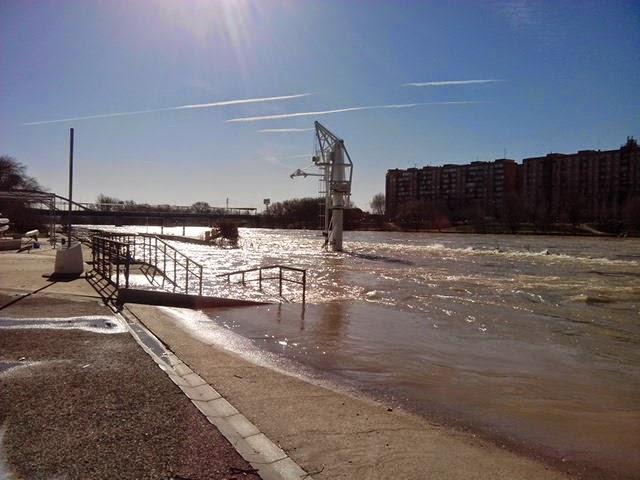 embarcadero de Vadorrey Zaragoza