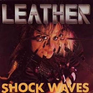 Leather - Shock Waves (1989)