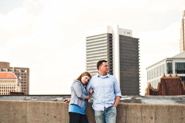 Birmingham Alabama Engagement