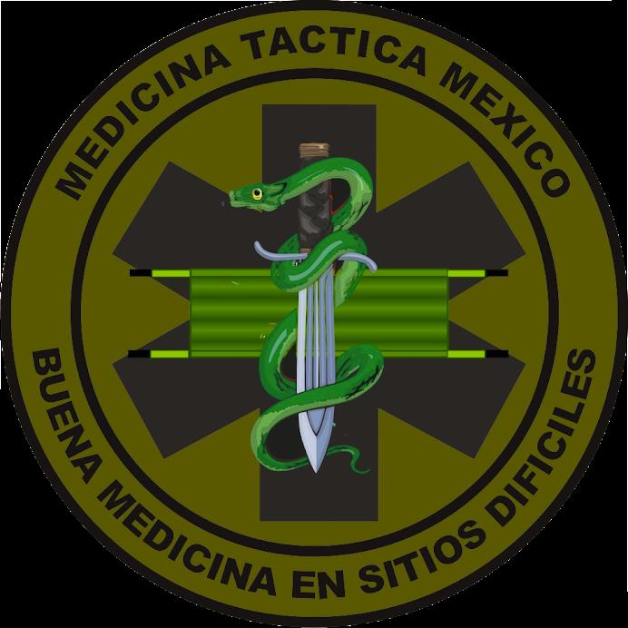 MEDICINA TACTICA MEXICO