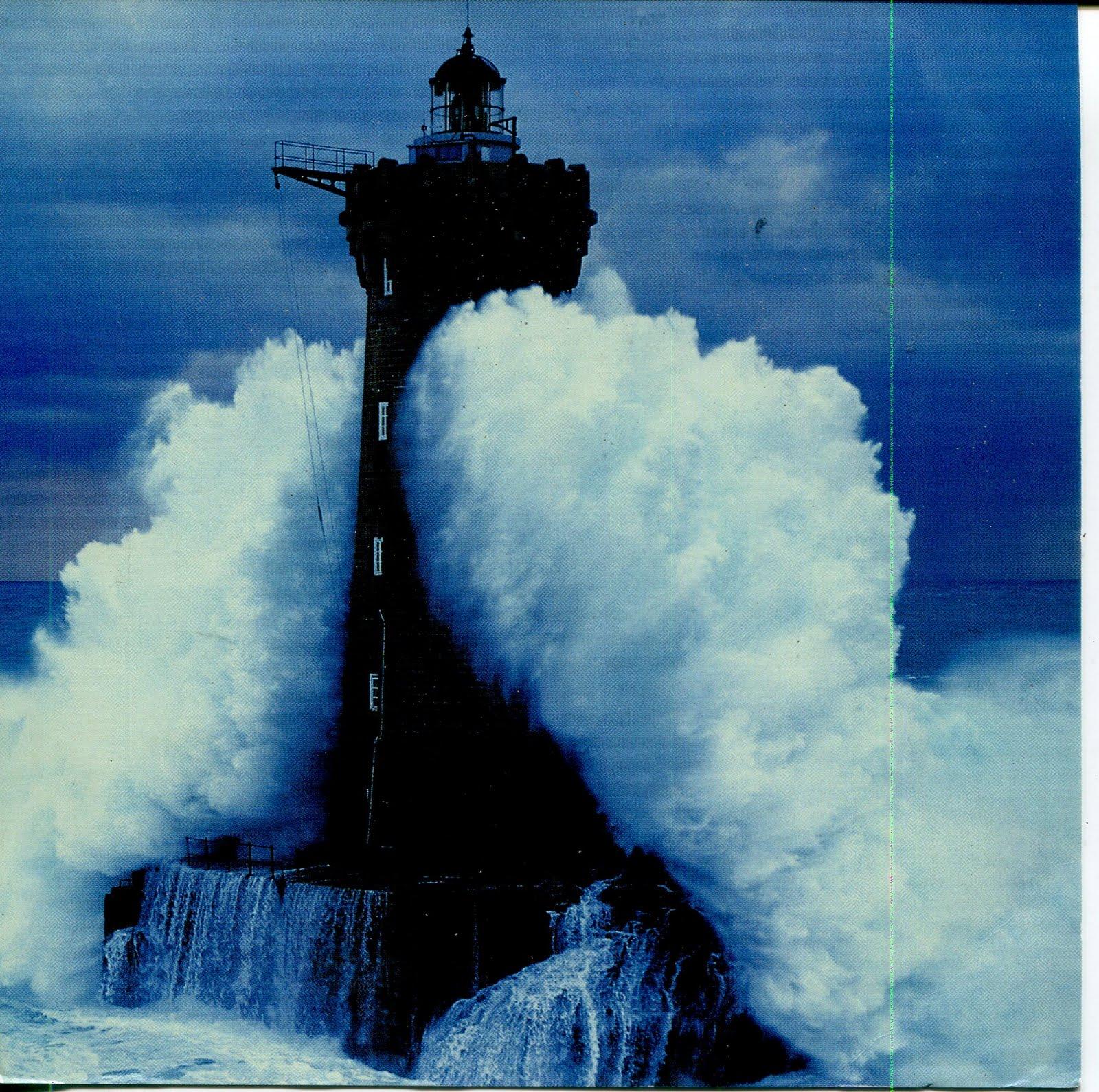 Collect Roc Netherlands Postcard Lighthouse Bretagne