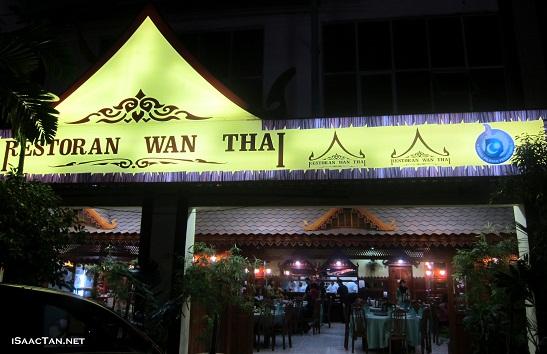 wan thai restaurant