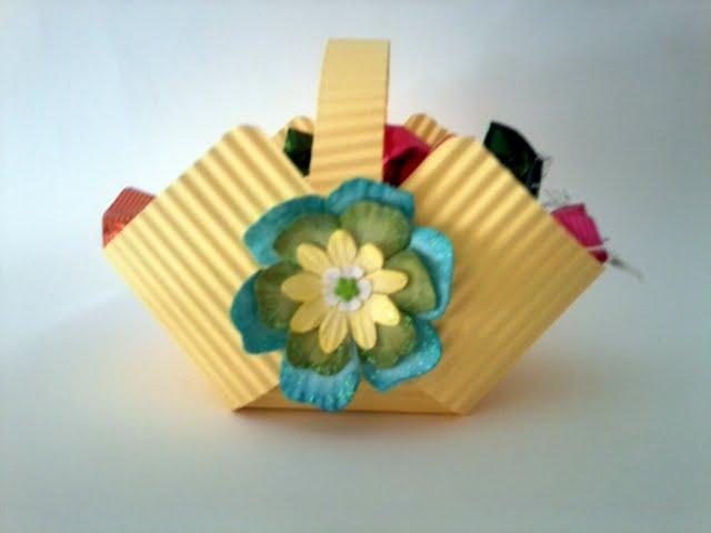 Malugvi hecho a mano cestas decorativas para mesas - Cestas decorativas ...