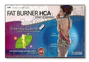 Fat Burner HCA capsule
