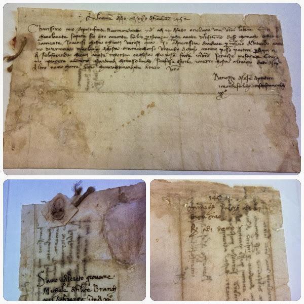 manuscrito de 1452 de benozzo gozzoli