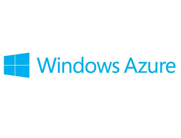 Logo do Windows Azure