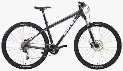 2014 Kona Kahuna DL 29er Bike 29
