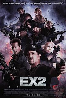 The expendables 2 (Los mercenarios 2) (2012) Nuevo trailer