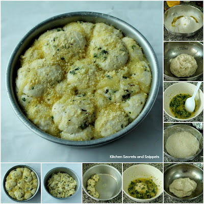 Kitchen Secrets And Snippets Garlic Parmesan Pull Apart