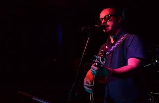 Luis Brea Sala Siroco en concierto Madrid (Noviembre 2012)