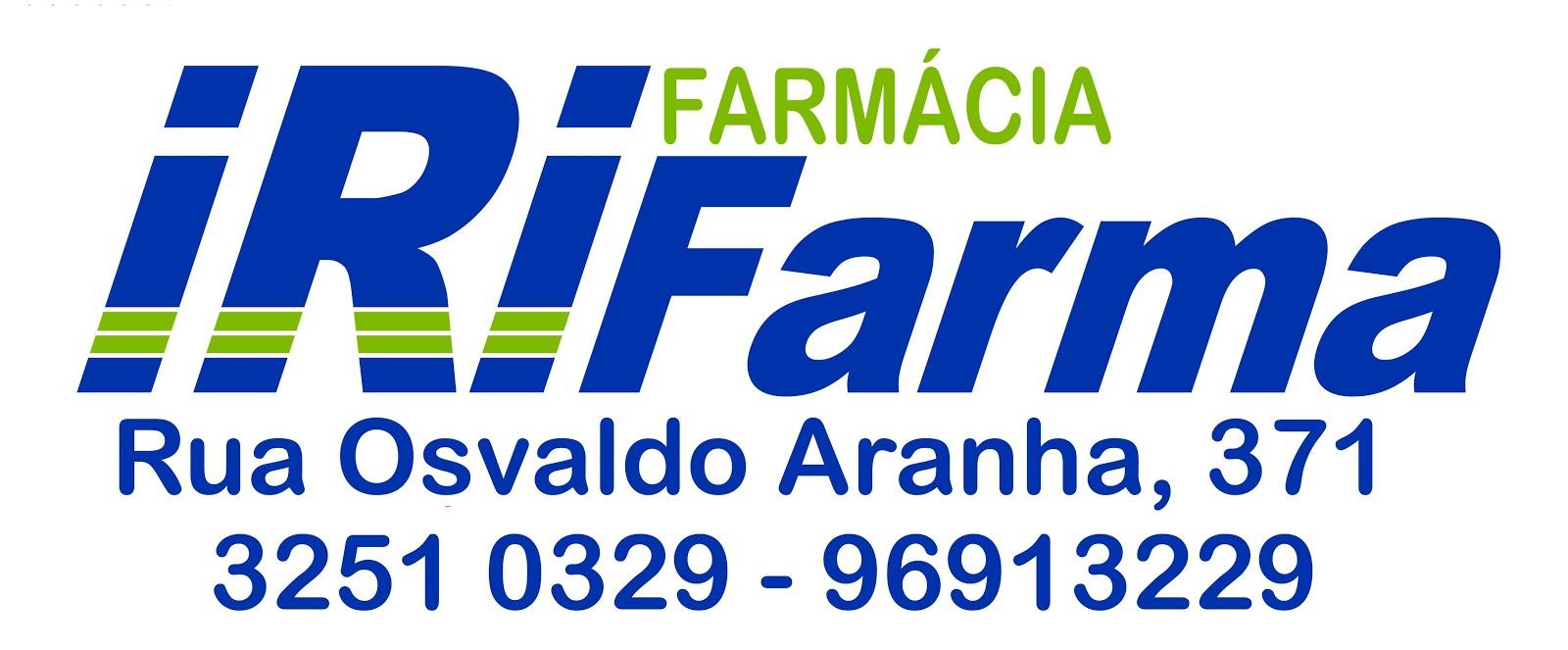 FARMÁCIA IRIFarma
