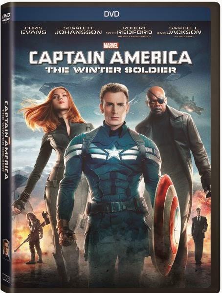 Solo Audio Latino Capitán América 2: El Soldado de Invierno (2014) AC3 5.1 ch 373MB (Extraido del DVD)