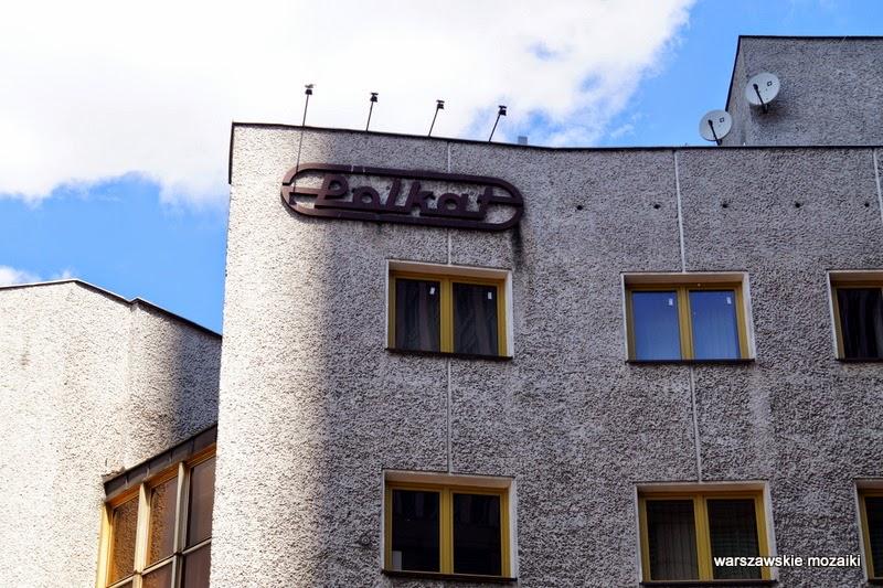 Wola Chłodna 25 kamienica tory kładka getto Warszawa warszawskie mozaiki polkat