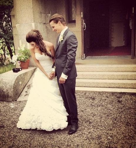 Eric carlson wedding