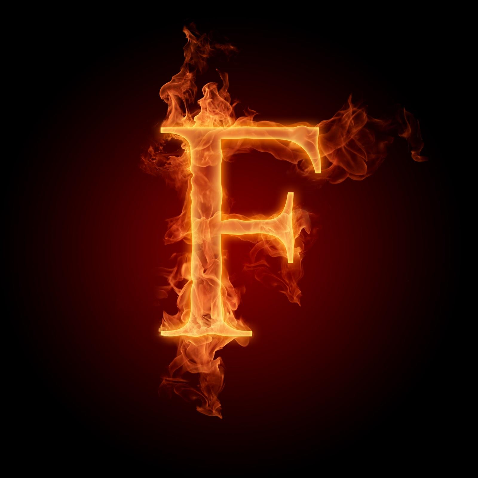 Huruf A Sampai Z Dengan Elemen Api
