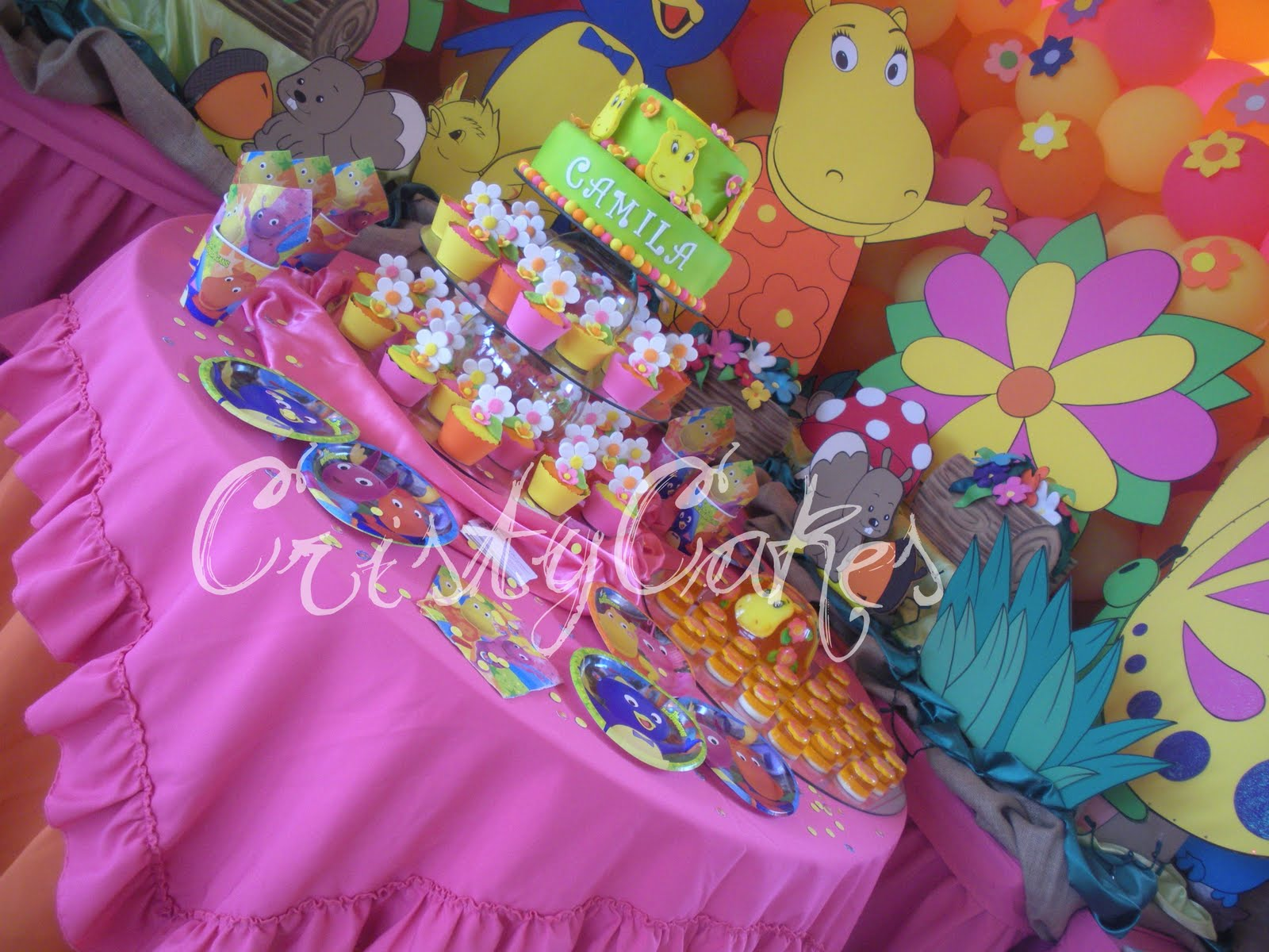 Dora Cakes Austin
