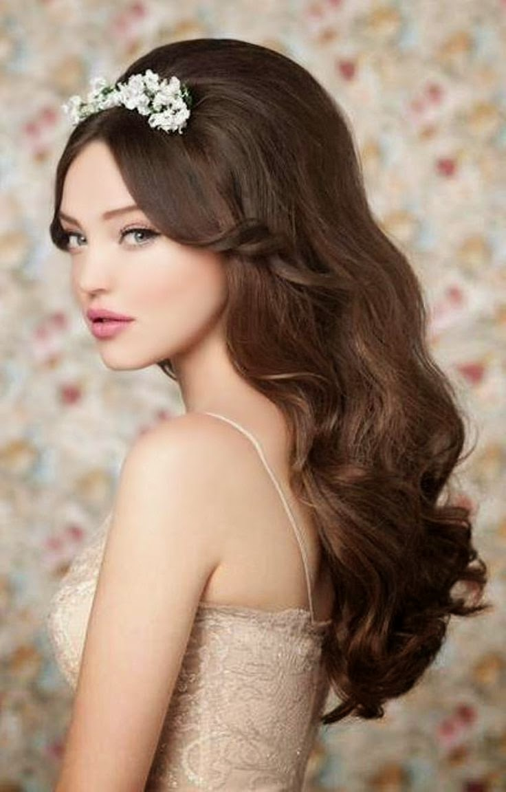 Vintage Hairstyles: Vintage Hairstyles for Long Hair